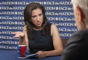 New York Times Washington correspondent Jodi Kantor talks about her book The Obamas on Face the Nation earlier this year.