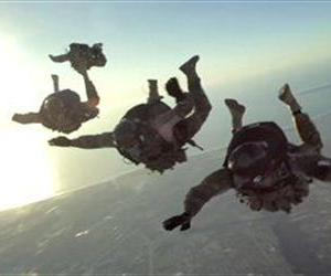 In this image released by Relativity Media, a scene is shown from the film Act of Valor, starring real, active-duty Navy SEALs.