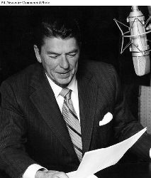 Ronald Reagan helped to inaugurate the idea that any regulation of business is bad for the economy. (PRNewsFoto/Ronald Reagan Presidential Foundation)