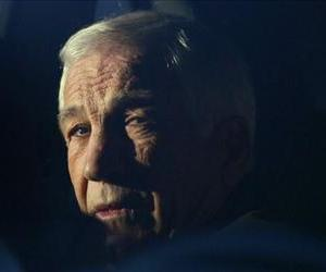 Jerry Sandusky sits in a car while leaving the Centre County Courthouse, on December 13, 2011 in Bellefonte, Pennsylvania.