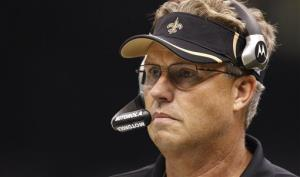 In this 2010 file photo, Saints defensive coordinator Gregg Williams looks on during a game.
