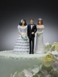 Before marrying wife No. 2, it's best to divorce wife No. 1.