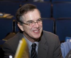 A 2008 file photo of cartoonist Gary B. Trudeau.