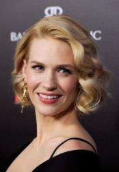 January Jones will step out again as the Ice Princess.