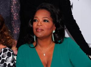 Oprah Winfrey attends at the 3rd annual Diane Von Furstenberg awards at the United Nations on March 9, 2012 in New York City.