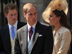 The three palace-mates.