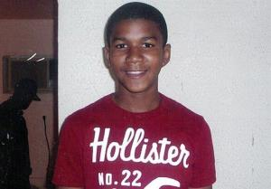Trayvon Martin flashes a smile in this undated family photo.