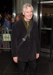 Screenwriter John Patrick Shanley attends the 'The Rum Diary' New York premiere at the Museum of Modern Art on October 25, 2011 in New York City.