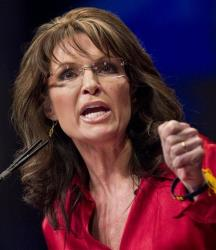 Sarah Palin was angry after she was unable to answer Katie Couric's question about what she reads.