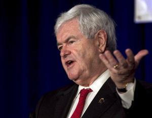 Newt Gingrich.