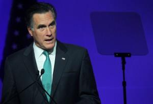Mitt Romney appears to be altering his tactics.