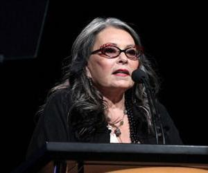 Roseanne Barr speaks during the History and Lifetime portion of the 2011 Summer TCA Tour at the Beverly Hilton on July 27, 2011 in Beverly Hills, California.