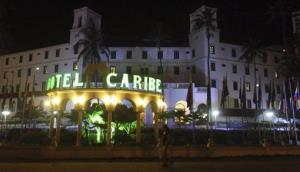 The Hotel El Caribe in Cartagena, Colombia, heart of the Secret Service scandal.