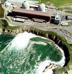 Diablo Canyon power plant in 2001.