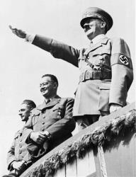 Adolf Hitler in 1938.
