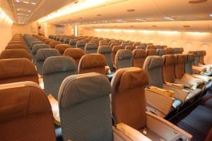 Tiggeman wants airlines to clarify when overweight passengers need to buy a second seat.