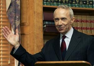 Retired Supreme Court Justice David Souter.
