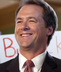 Montana Attorney General Steve Bullock says states need to be able to block certain political spending.