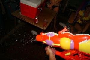Beware the Super Soaker.
