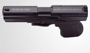 A screenshot of the gun from FMK Firearms.