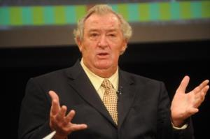 Dr. Richard Leakey in a 2008 file photo.