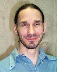 This May 2011 photo provided by the Oklahoma Department of Corrections via The Oklahoman shows convicted killer Roger Berget who was executed on June 8, 2000.