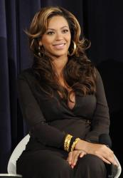 FILE - In a Sunday, Nov. 20, 2011 file photo, singer Beyonce Knowles introduces Beyonce Live At Roseland: The Elements of 4 live concert film at a special screening for fans at the Paris Theatre, in New York. Beyonce will be the first concert headliner to perform at Atlantic City's...