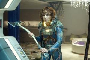 Noomi Rapace in 'Prometheus.'