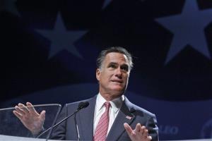 Mitt Romney speaks  in Orlando, Fla., Thursday, June 21, 2012.