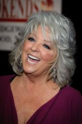 Paula Deen promotes the new book 'Paula's Southern Cooking Bible' at Bookends Bookstore on October 12, 2011 in Ridgewood, New Jersey.
