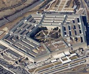 The Pentagon is seen in this file photo.