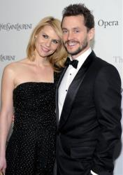 Actress Claire Danes and husband Hugh Dancy attend the Metropolitan Opera's premiere of 'Le Comte Ory' sponsored by Yves Saint Laurent on Thursday, March 24, 2011 in New York.