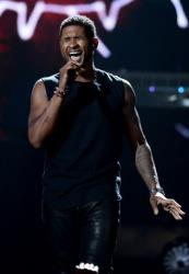 Usher performs onstage during the 2012 BET Awards at The Shrine Auditorium on July 1, 2012 in Los Angeles, California.