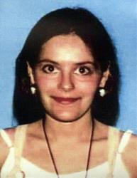 This 1999 California DMV photo shows Nina Reiser, who was murdered by her husband in 2006.