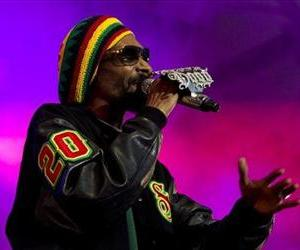 Rapper Snoop Dogg performs on stage in Arendal, some 250km south of Oslo, Norway, Thursday June 28, 2012.