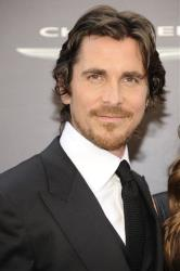 Christian Bale attends the world premiere of The Dark Knight Rises at the AMC Lincoln Square Theater on July 16 in New York.
