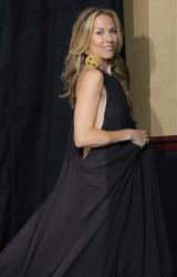 Sheryl Crow is photographed backstage at the Grammy Awards on Sunday, Jan. 31, 2010, in Los Angeles.