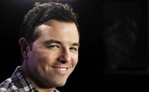 Seth MacFarlane poses for a portrait in Los Angeles.