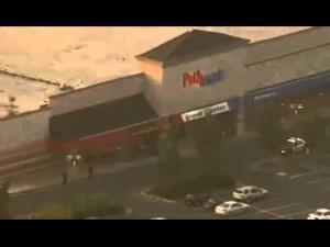 At least three people are dead, including the suspected gunman, in a supermarket shooting in Old Bridge, NJ.