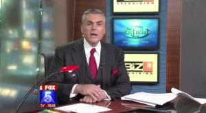A frame grab from KSWB video of Ray Lucia.