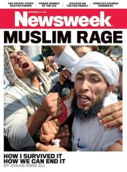The Muslim Rage cover.