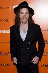 Shaun White attends The Oranges screening hosted by the Cinema Society and The Hollywood Reporter on Friday, Sept. 14, 2012 in New York.