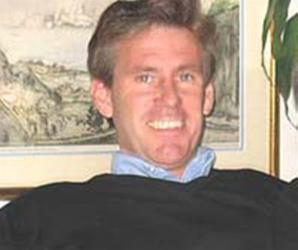This undated photo shows Chris Stevens, who was among four Americans who died Tuesday, Sept. 11, 2012 in Benghazi.