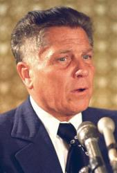 In this 1974 file photo, Teamsters president Jimmy Hoffa is shown in Washington.