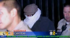 In this Sept. 15 file image from video provided by CBS2-KCAL9, Nakoula Basseley Nakoula is escorted by Los Angeles County sheriff's deputies from his home in Cerritos, Calif.