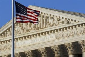 The Supreme Court is back in business next week.