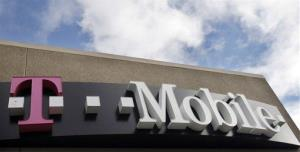 In this Feb. 25, 2011 file photo, a T-Mobile store is shown in Palo Alto, Calif. The parent company of T-Mobile USA says it is merging its cell phone business with MetroPCS Communications. Deutsche Telekom AG says its board of directors and the supervisory board have approved the merger Wednesday,...