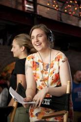 In this publicity file photo released by HBO, Lena Dunham of the HBO TV series Girls is shown.
