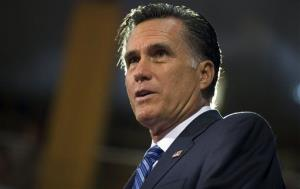 Mitt Romney gives a foreign policy speech at Virginia Military Institute, Monday, Oct. 8, 2012, in Lexington, Va.