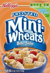 Frosted Mini-Wheats are coming off shelves, temporarily.